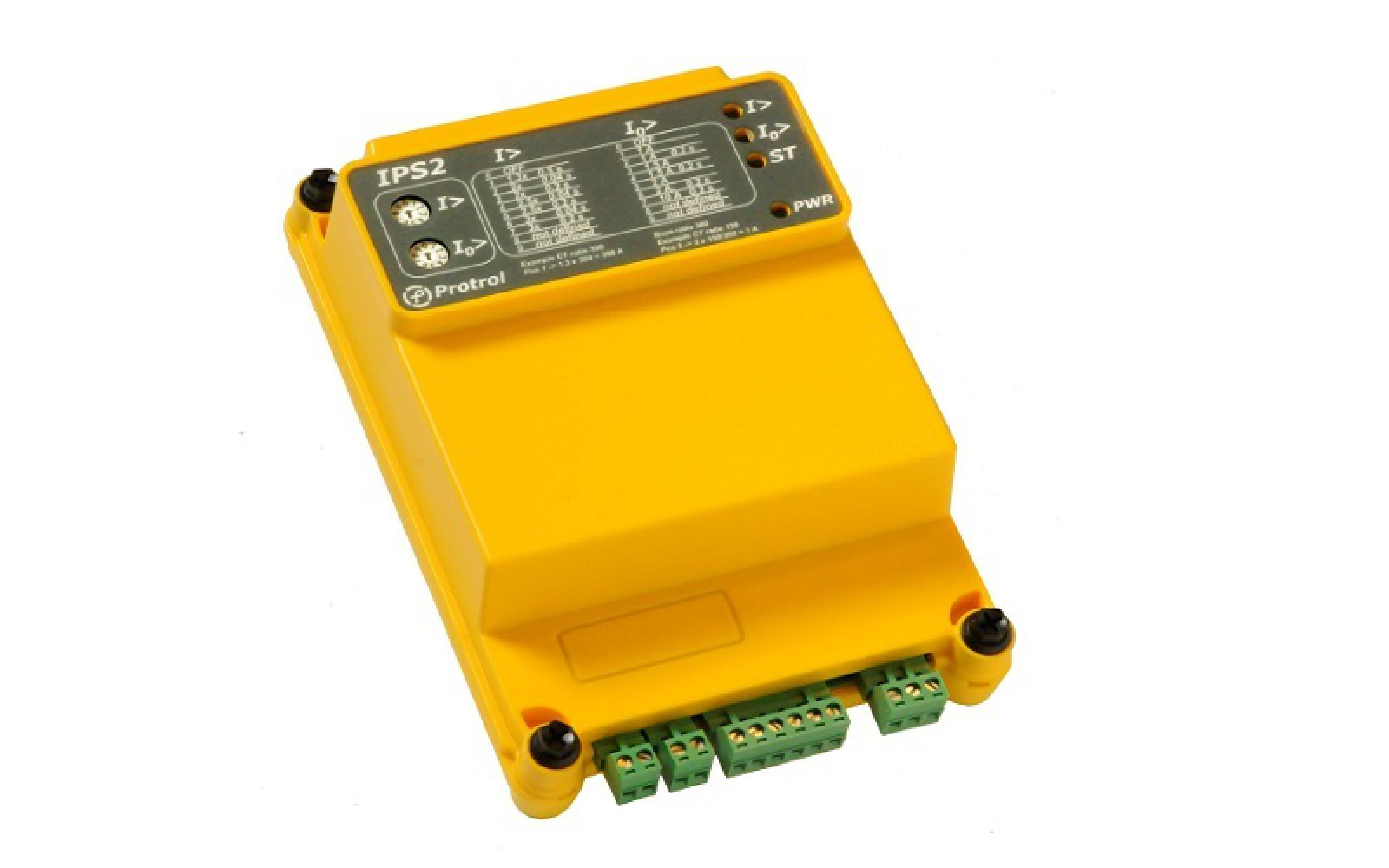 Fault Detector with Flexible Indications and Settings IPS2 230 VAC.
