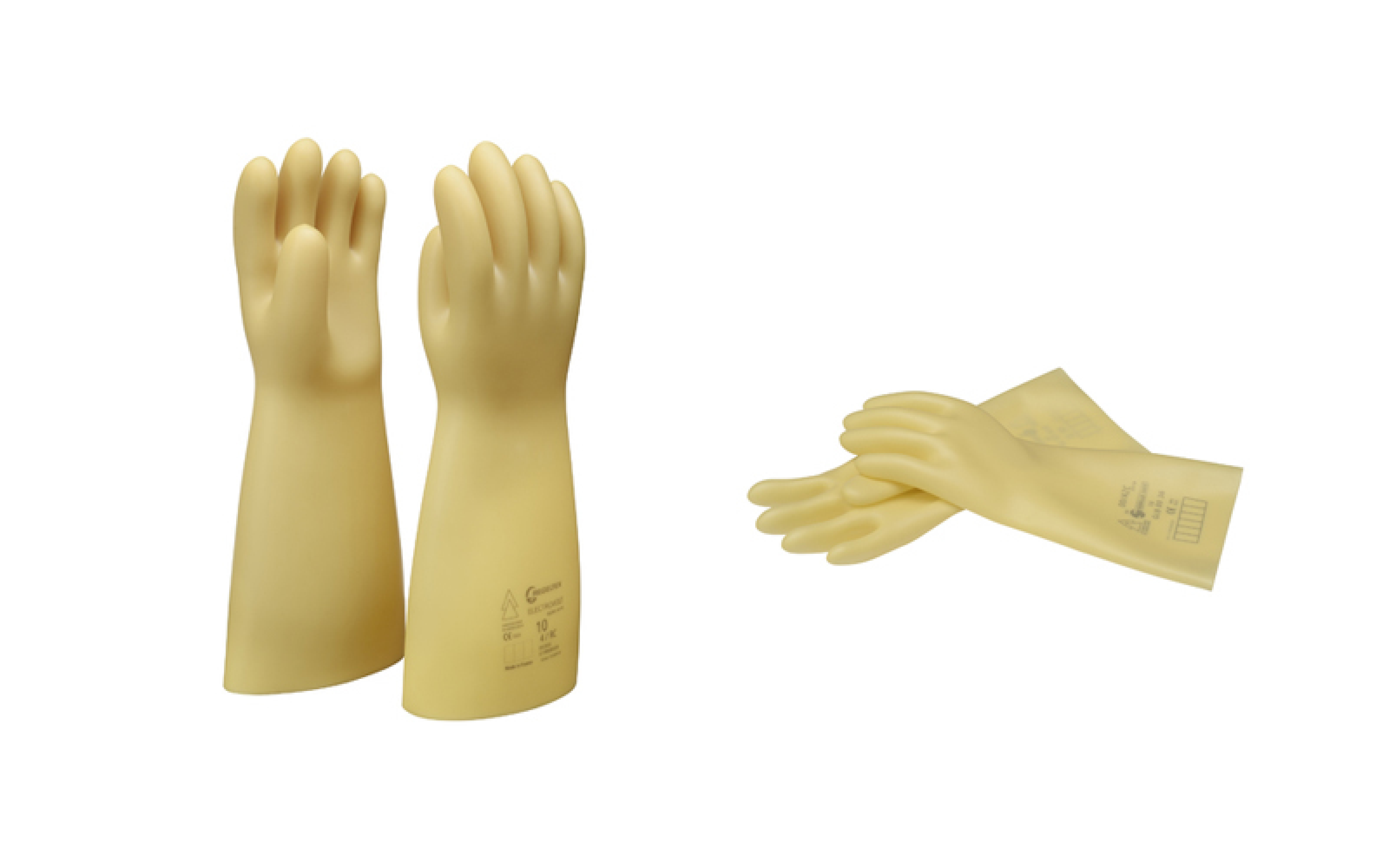 Insulating Latex Gloves GLB