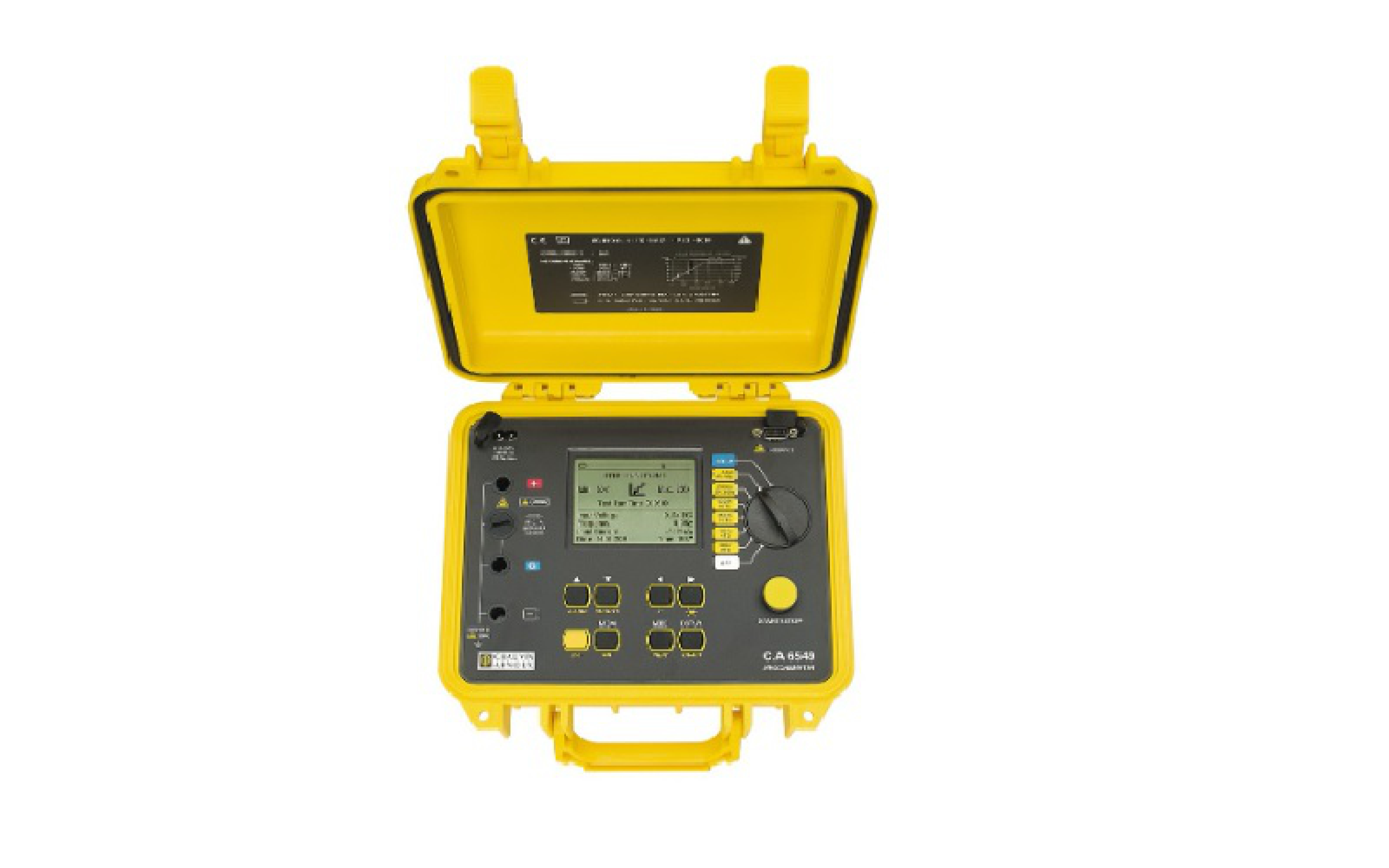Insulation Tester 6505-6549
