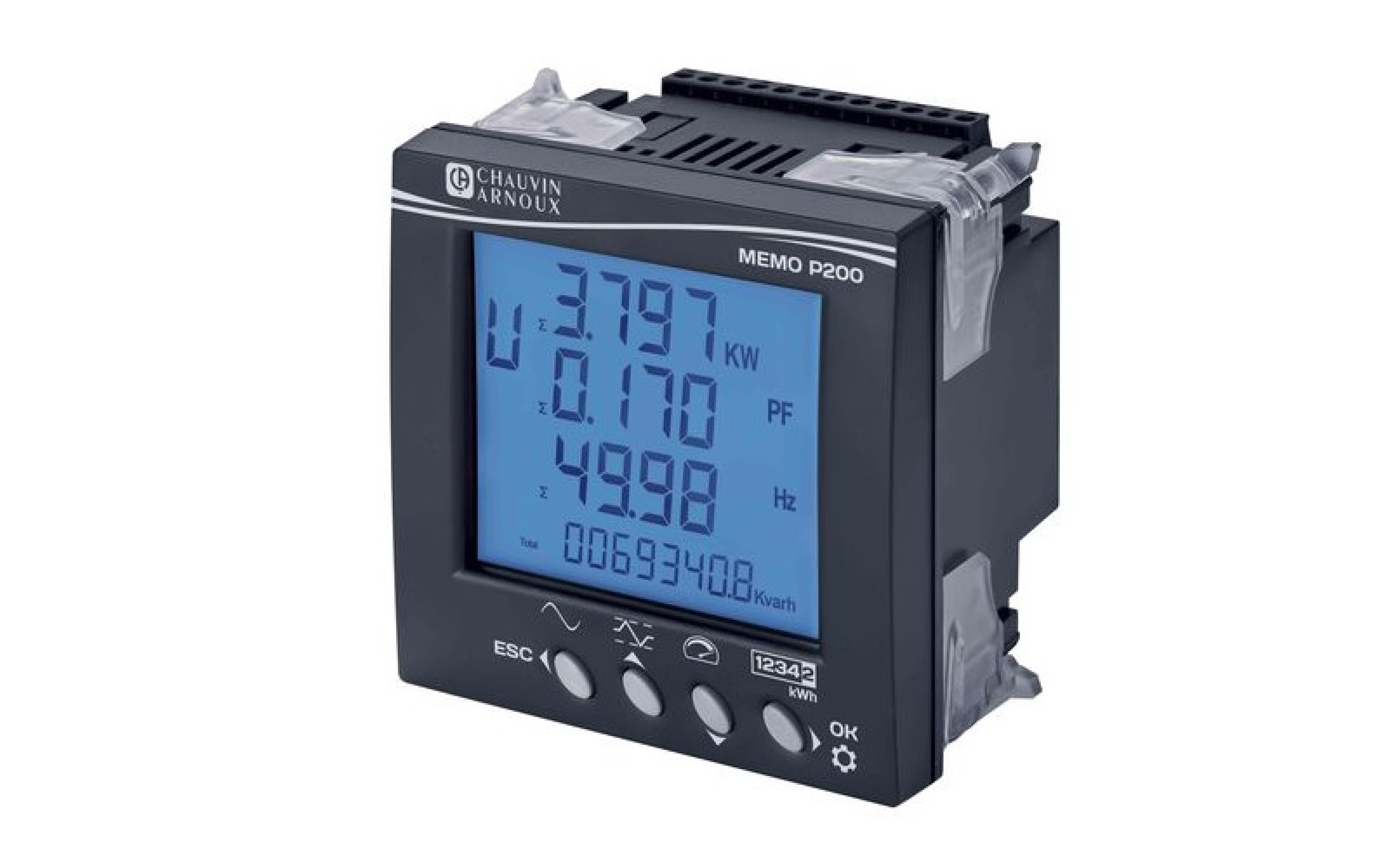 Power Monitor Memo P200